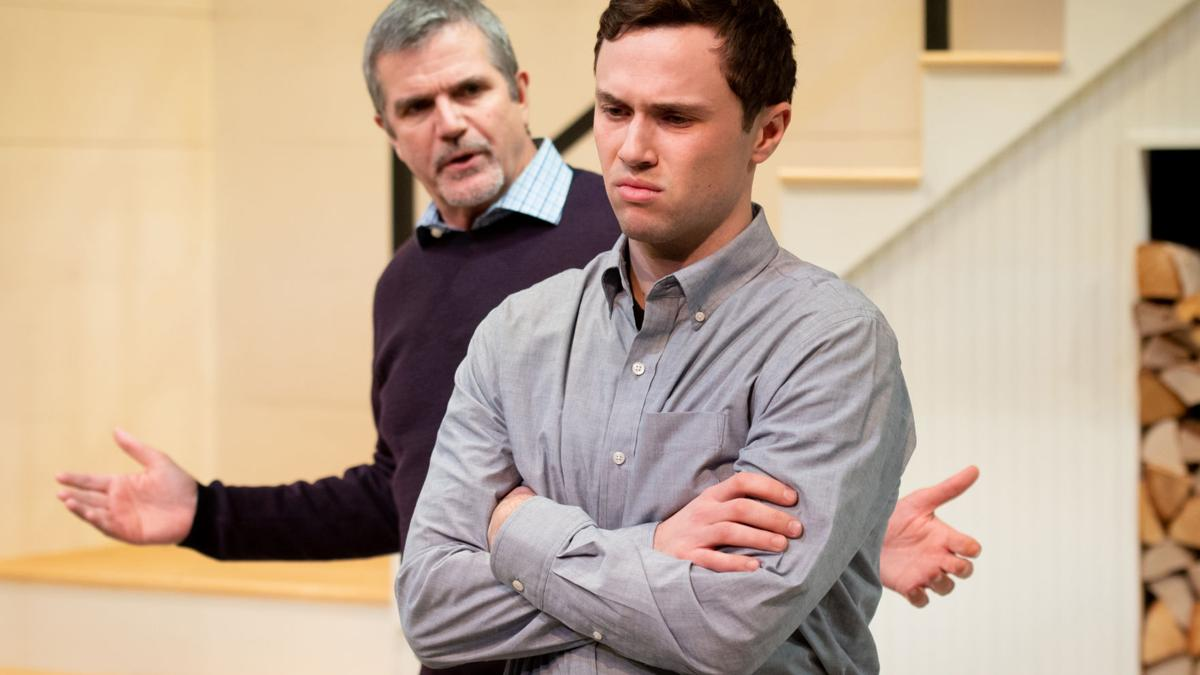 Theater Review: 'Admissions' puts a personal touch on sensitive discussion