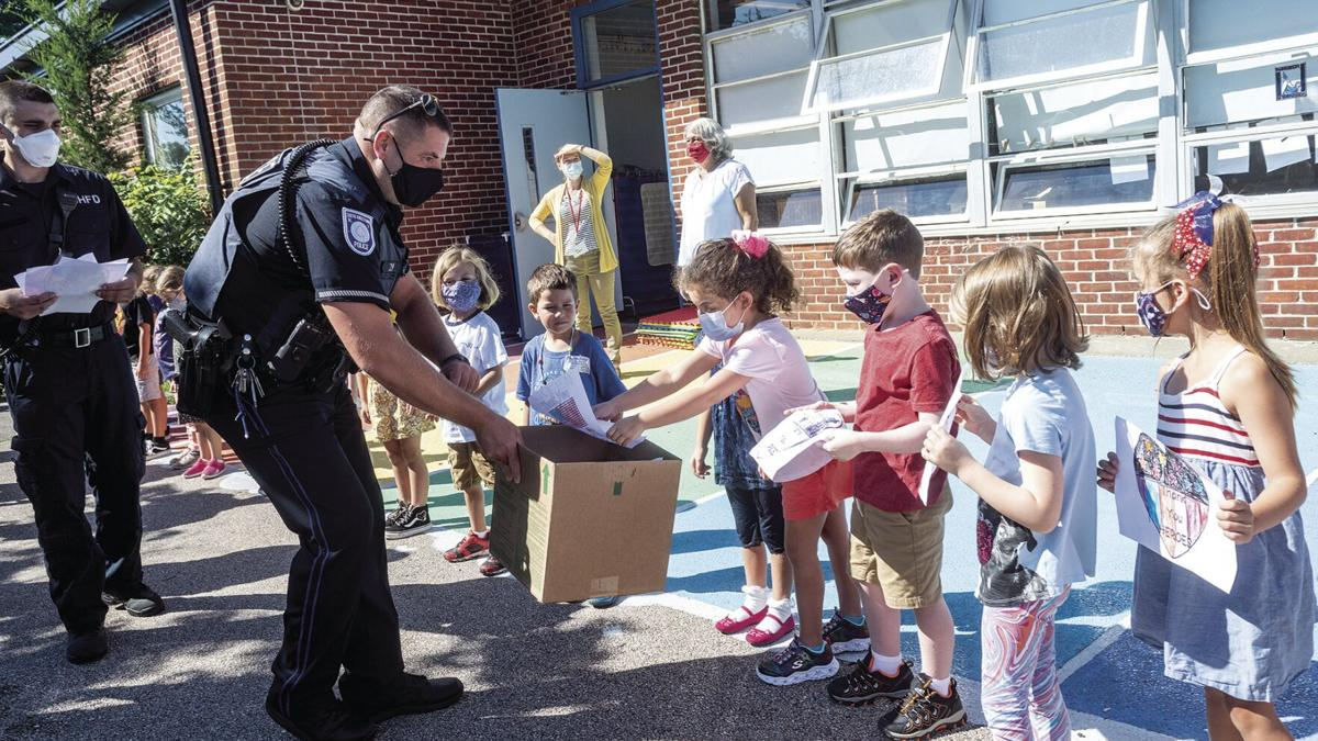 Twenty years after 9/11, local towns and schools keep the memory of that day alive