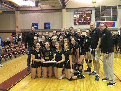Nk Takes Second Straight Volleyball Title Sports Independentri Com