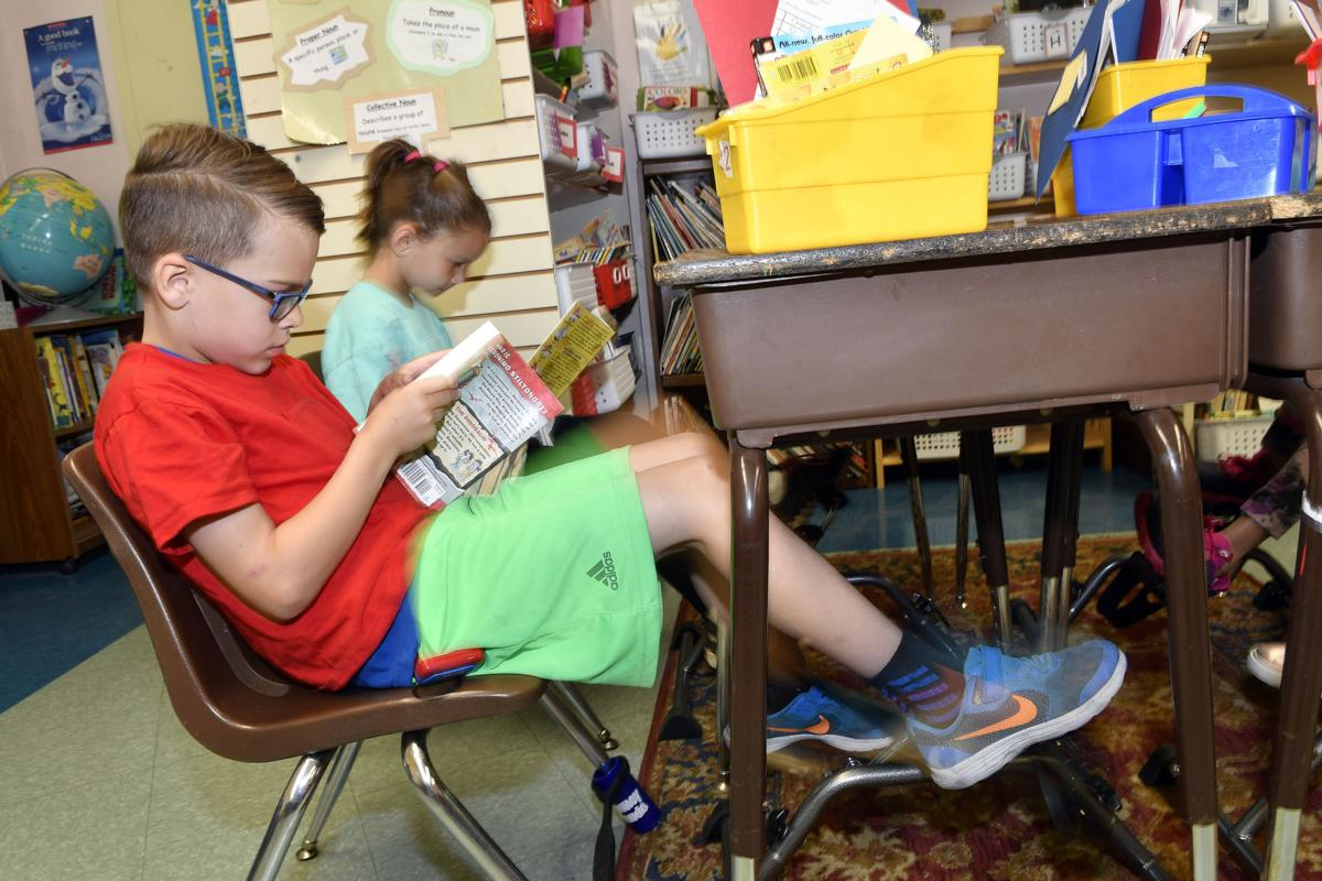 Learning Exercise Blended In Study At West Kingston