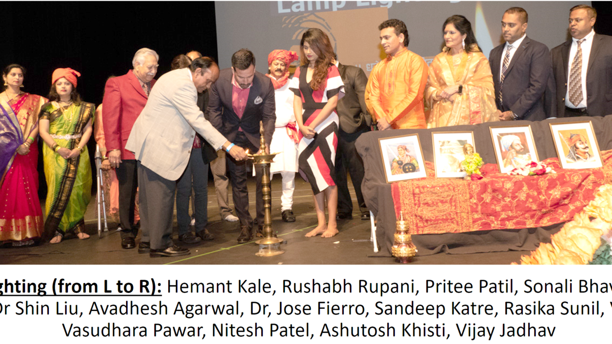 Shivaji Maharaj America Parivaar Celebrates Grand Shiv Jayanti Program, Honors National Heroes
