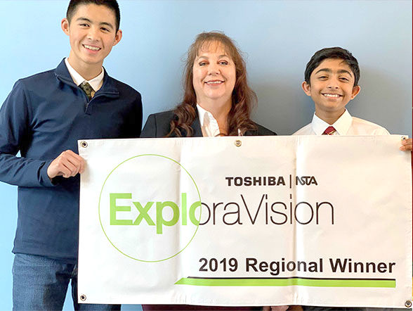 Innovative Indian American Youngsters Among 2019