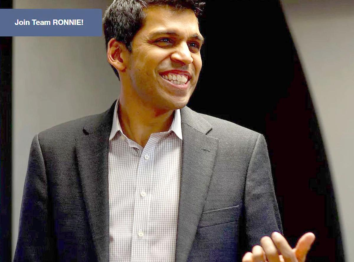 Duke Indian American Professor Ronnie Chatterji Running for North Carolina Treasurer with Focus on Climate Change