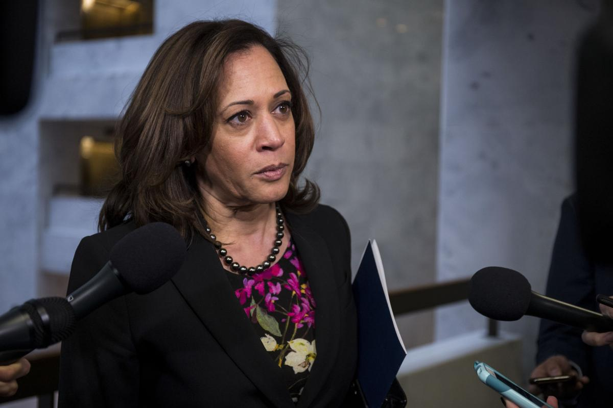 Indian American U.S. Senator Kamala Harris Enters 2020 Presidential Race, Vows to 'Bring Our Voices Together'