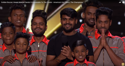 Agt The Champions Mumbai S Dance Troupe V Unbeatable Moves To