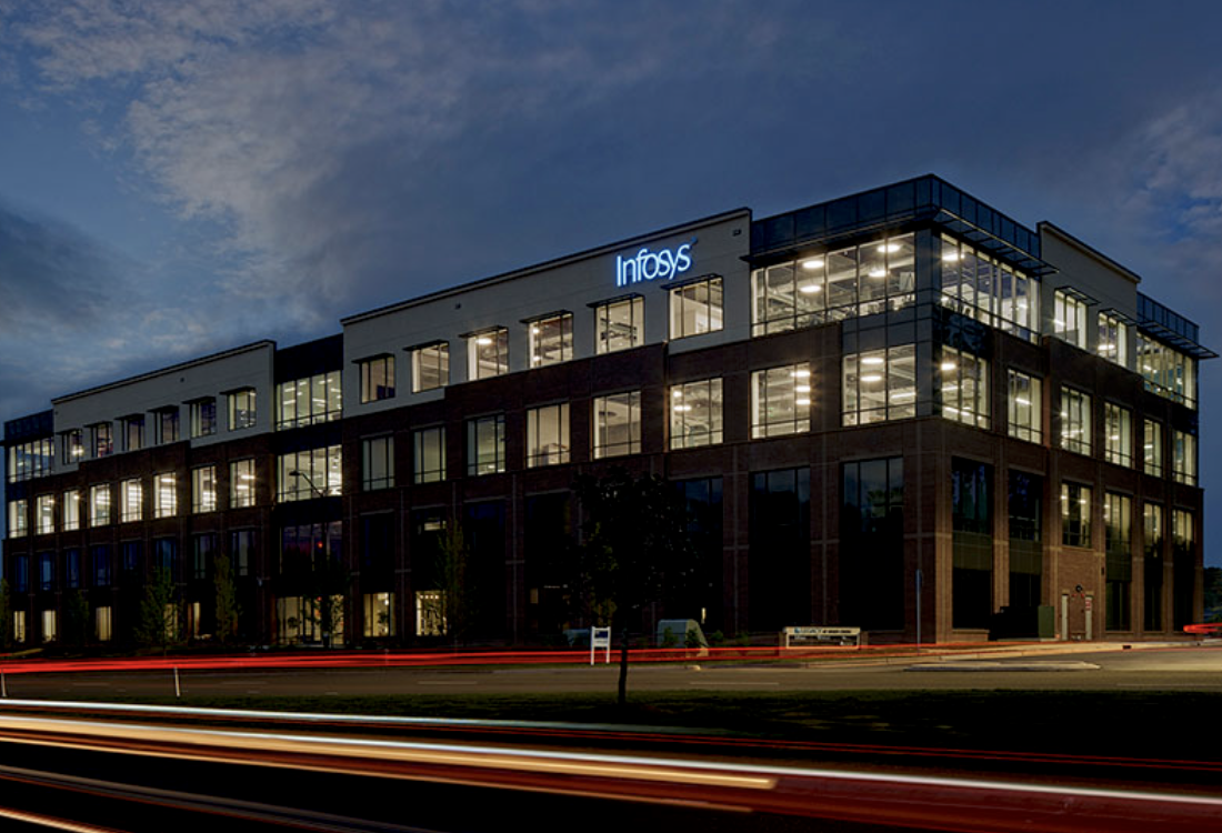 Indian it firm infosys opens technology innovation hub in for Innovation consulting firms chicago