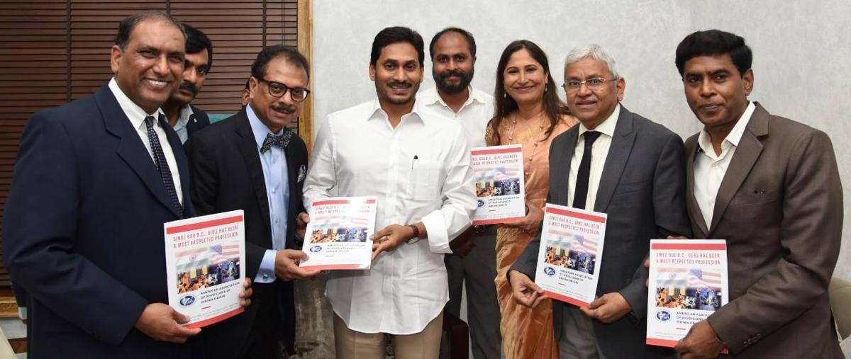 AAPI to Host Global Healthcare Summit in Visakhapatnam