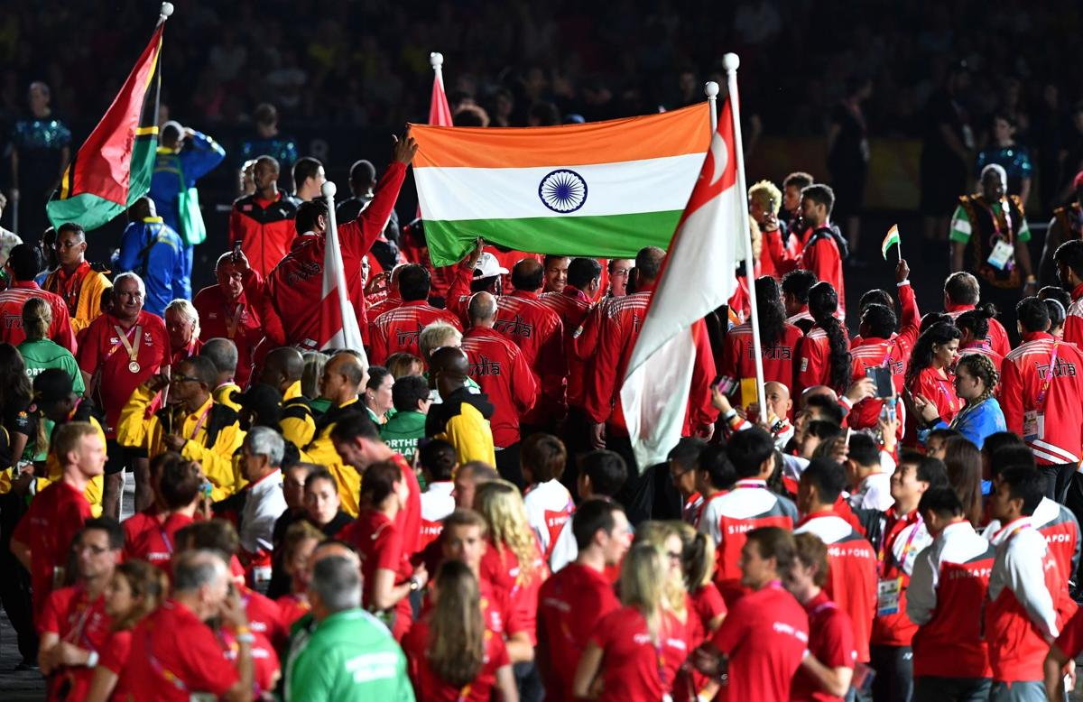 CWG ends