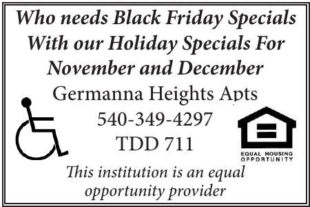 Who needs Black Friday Specials