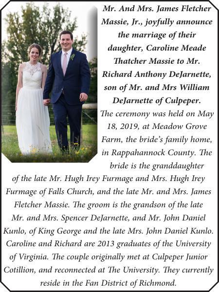Mr. And Mrs. James Fletcher