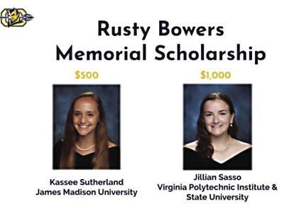 2020 Rusty Bowers scholarships