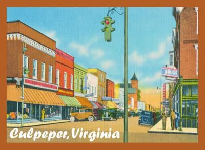 Museum of Culpeper History Offers Downtown Walking Tours