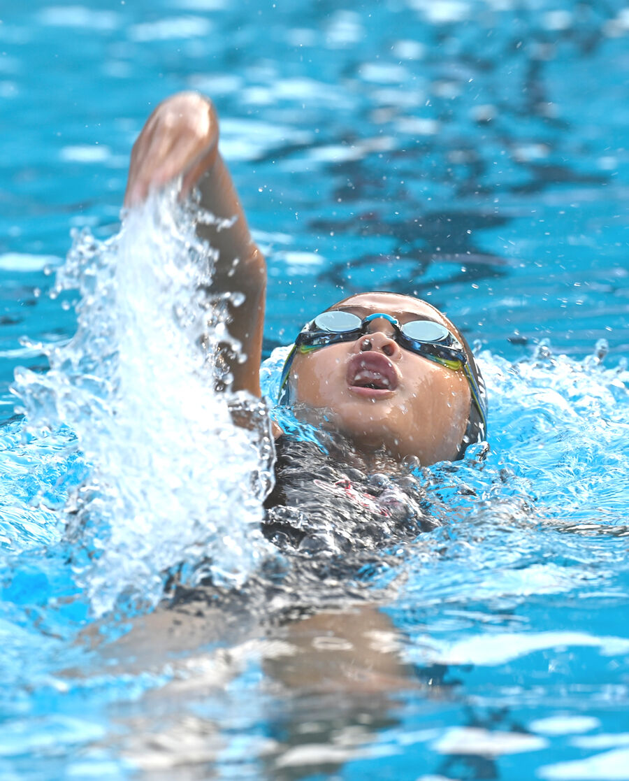 Chesterbrook swimmers 3