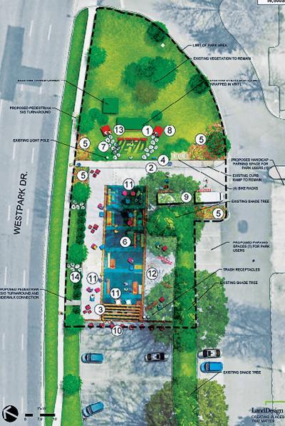 Developer plans pop-up park on parcel in Tysons