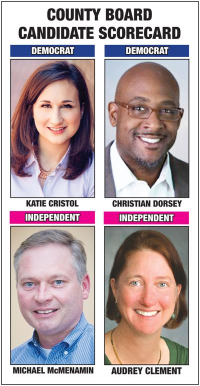 Arlington County Board race 2015 updated