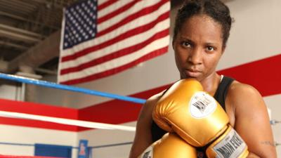 Ashburn's boxing champion reflects on her mighty career