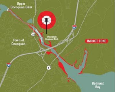 Siren test planned for Occoquan Dam