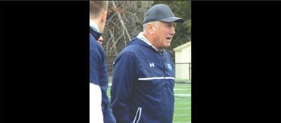 Yorktown coach Hanson