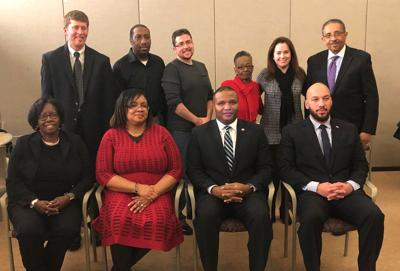 2019 Arlington NAACP leadership