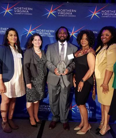 GCubed honored at Northern Virginia Chamber's Good Business Awards