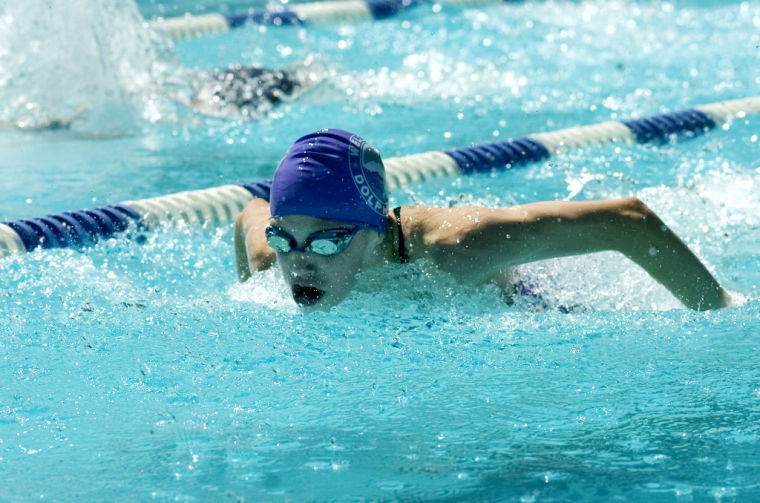 prince william county swim meet results