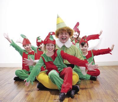 Elf The Musical Brings Popular Film To Manassas Stage