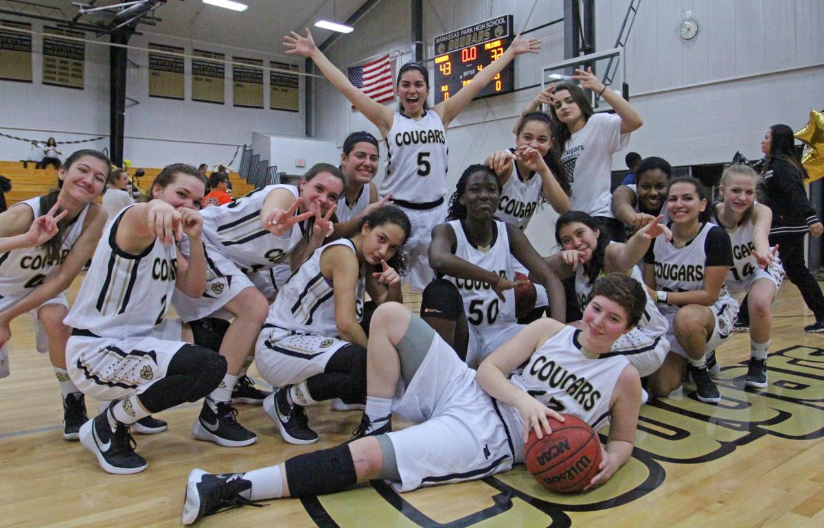 Manassas Park girls basketball remains upbeat | Sports ...