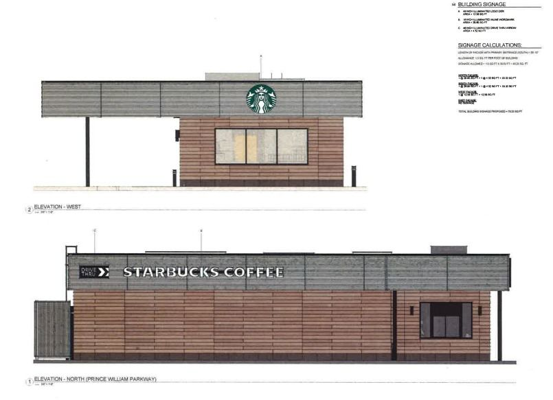 Starbucks Design Shows New Look For Busy Prince William