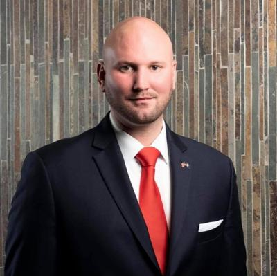 Ross Snare, chief operating office, Prince William Chamber of Commerce