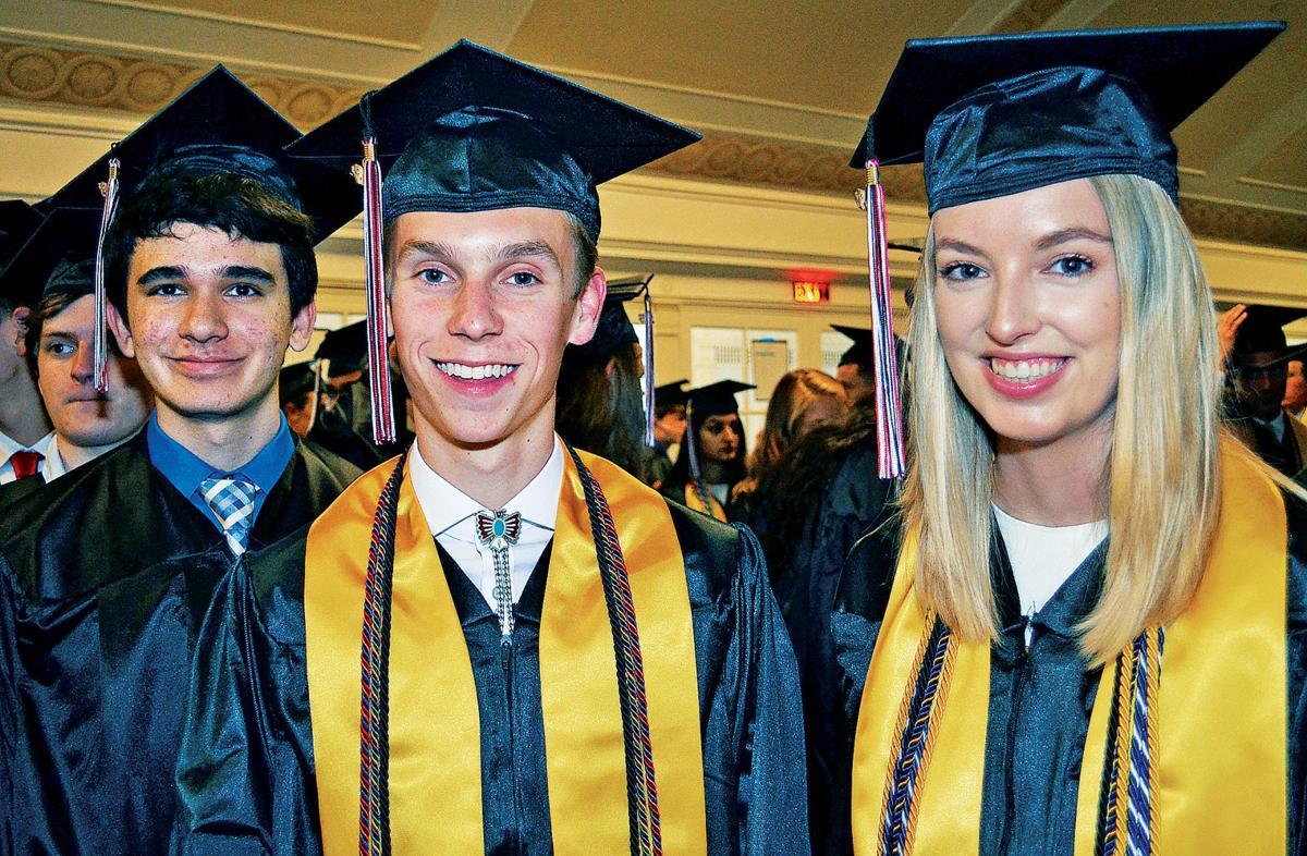 James Madison High School 2019 graduation 2
