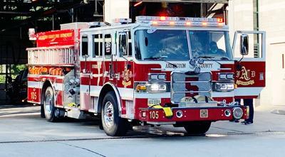 Arlington Fire Department adds new pumpers to its fleet
