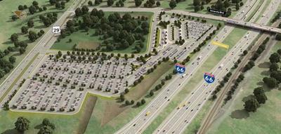 Commuter lot at University Boulevard opening Monday