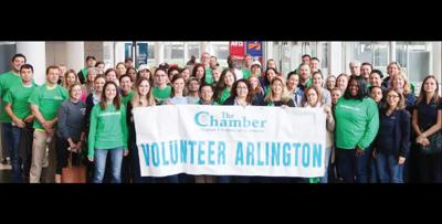Volunteer Arlington Day 2017