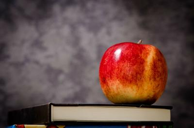 Teacher School Apple Pixabay