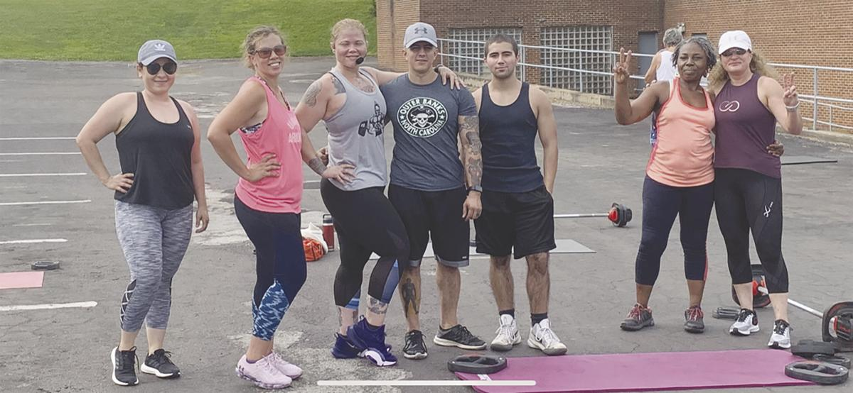 Culpeper gyms slowly re-opening