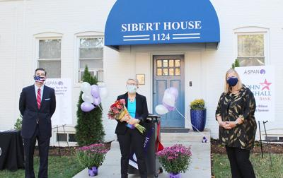 Apartment apartment named in honor of leader in homeless services