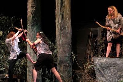 McLean students score with memorable 'Lord of the Flies'