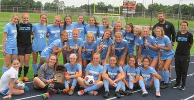 Yorktown team state champs photo