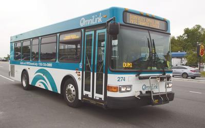 prtc bus