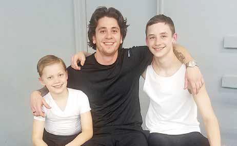 'Colin' closes season for Manassas Ballet Theatre