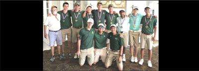 Langley golf champs photo