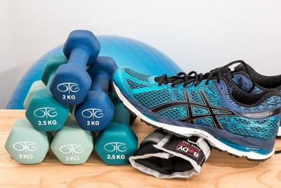 Running Health Weights Workout Fitness Healthy Pixabay