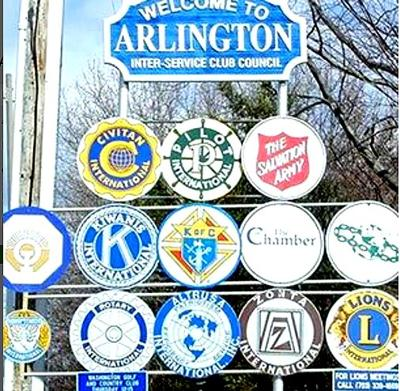 Inter-Service Club Council Arlington