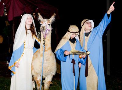 Live Nativity 2