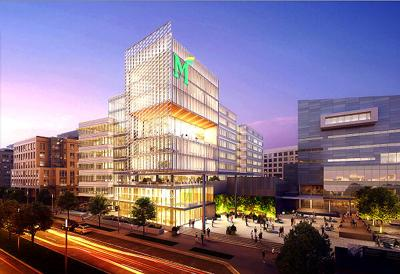 Mason selects partner for innovation project in Arlington