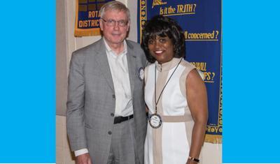 Former high-school principal to lead McLean Rotary