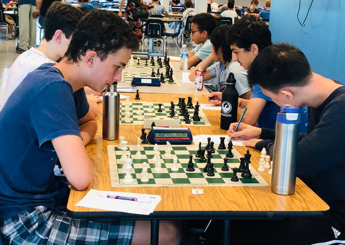2019 chess competition 2