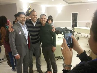 Lateef wins special election for school board chair