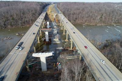 State awards $107.5M contract for I-95 Northbound Rappahannock River Crossing project