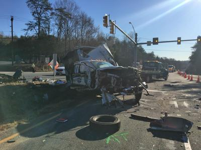 Charges pending in wreck involving ambulance, tanker truck